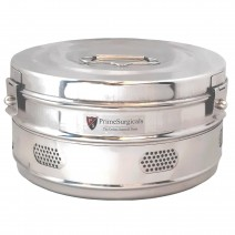 """Dressing Drum - Deluxe Quality Stainless Steel - 11"""" x 5"""""""
