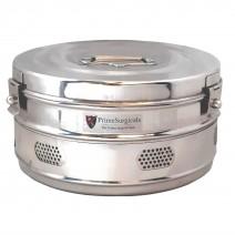 "Dressing Drum - Premium Quality Stainless Steel - 9"" x 5"""