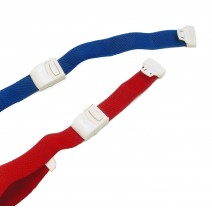 Tourniquet - Pack Of 2 (1 Blue And 1 Red Color)