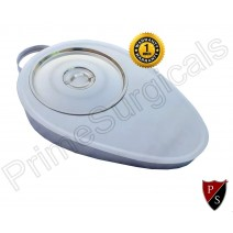 Premium Quality Stainless Steel Bed Pan • Male