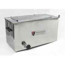 Stainless Steel Electric Instrument Sterilizer - Deluxe - Size 16x8x7.5 inches