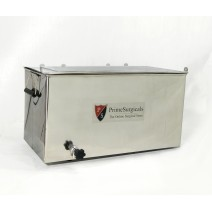 Stainless Steel Electric Instrument Sterilizer - Deluxe - Size 24x10x8 inches