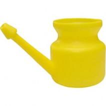 Om Printed Jal Neti Plastic - 450 Ml