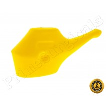 Durable Plastic Unbreakable Jal Neti Pot (yellow)