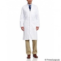 Unisex Doctor's Full Sleeve With back Belt Lab Apron - 100%Cotton
