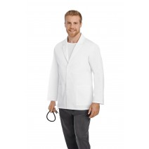 Unisex Doctor's Full Sleeve Lab Apron - 100% Cotton