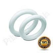 Virgin PVC Pessary Ring. pack of 5