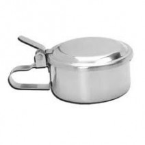 Spitting Mug Deluxe Quality Stainless Steel (100 X 50)mm