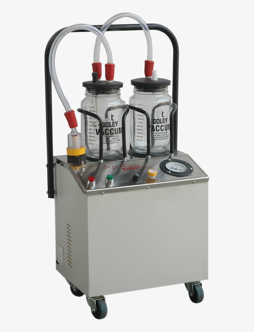 Suction Machines & Units